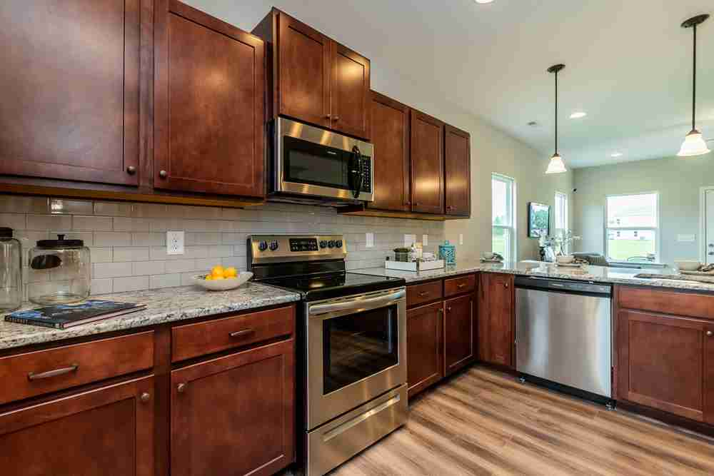 Timberline Oaks Kitchen
