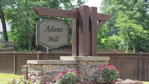 Adams Mill by Smith Douglas Homes in Birmingham Alabama