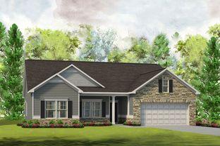 The Lancaster - Country View Estates: Calera, Alabama - Smith Douglas Homes