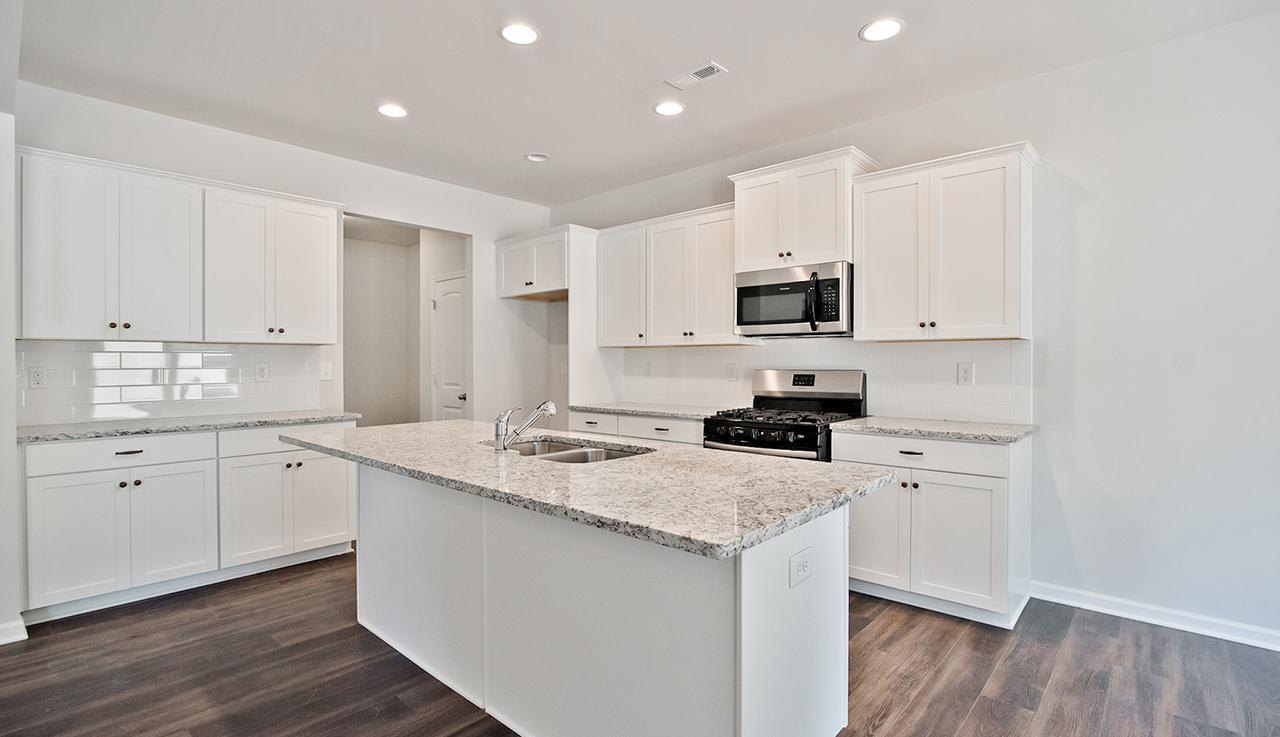 Kitchen featured in The Lancaster By Smith Douglas Homes in Birmingham, AL