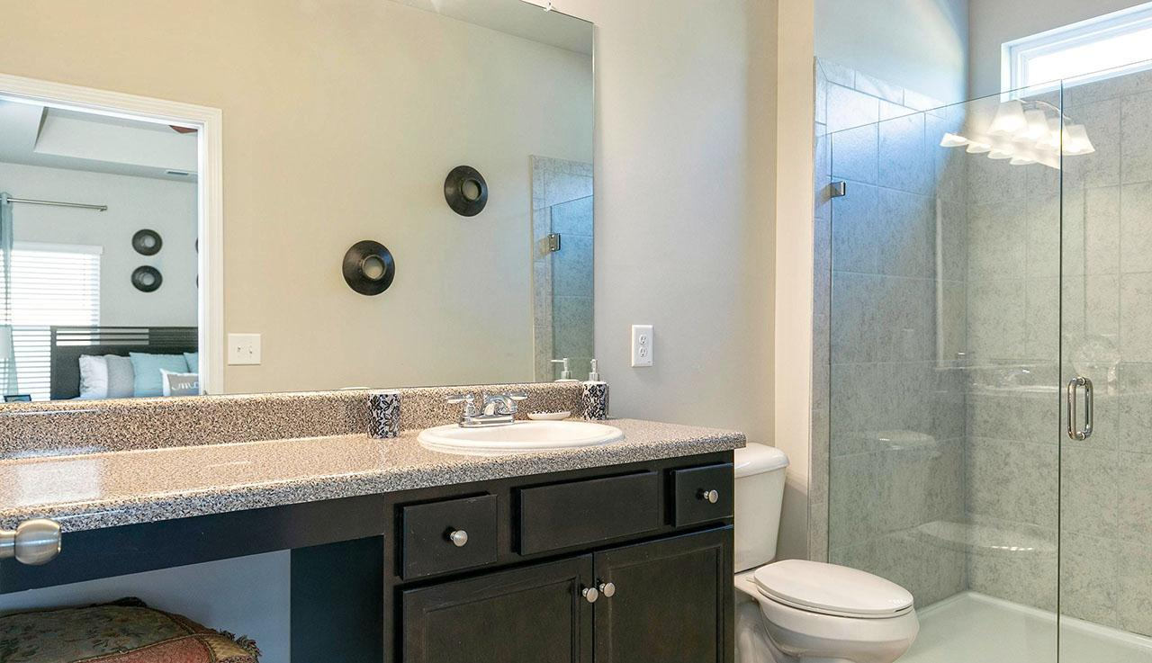Bathroom featured in The Phoenix By Smith Douglas Homes in Charlotte, NC