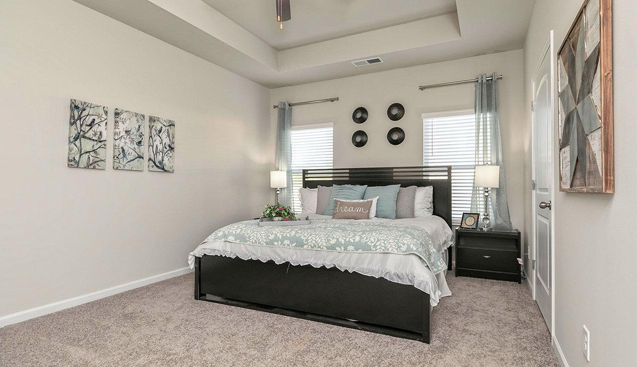 Bedroom featured in The Phoenix By Smith Douglas Homes in Charlotte, NC