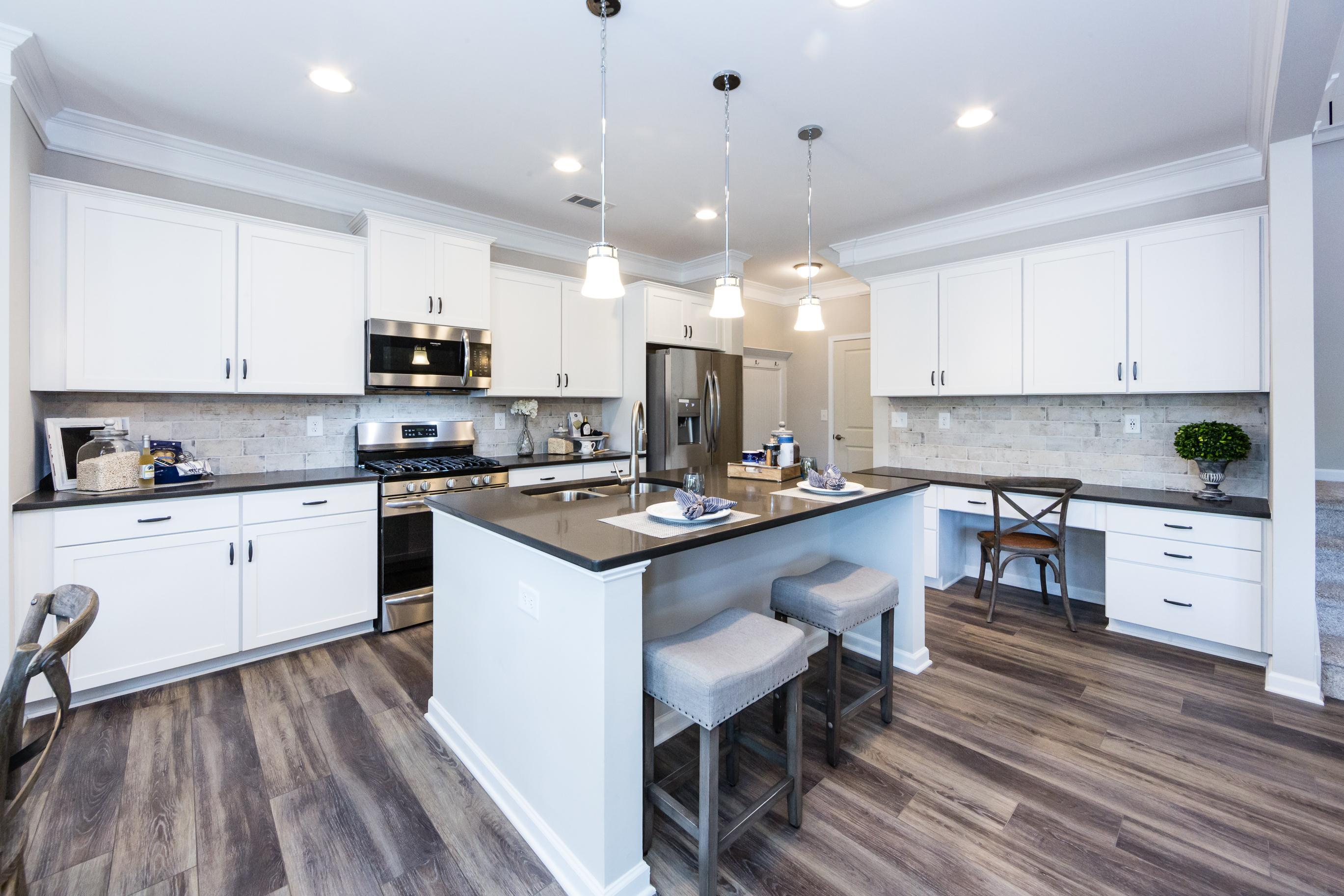 Kitchen featured in The Buffington By Smith Douglas Homes in Charlotte, NC