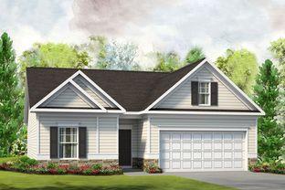 The Bayfield - The Crest: Mount Olive, Alabama - Smith Douglas Homes