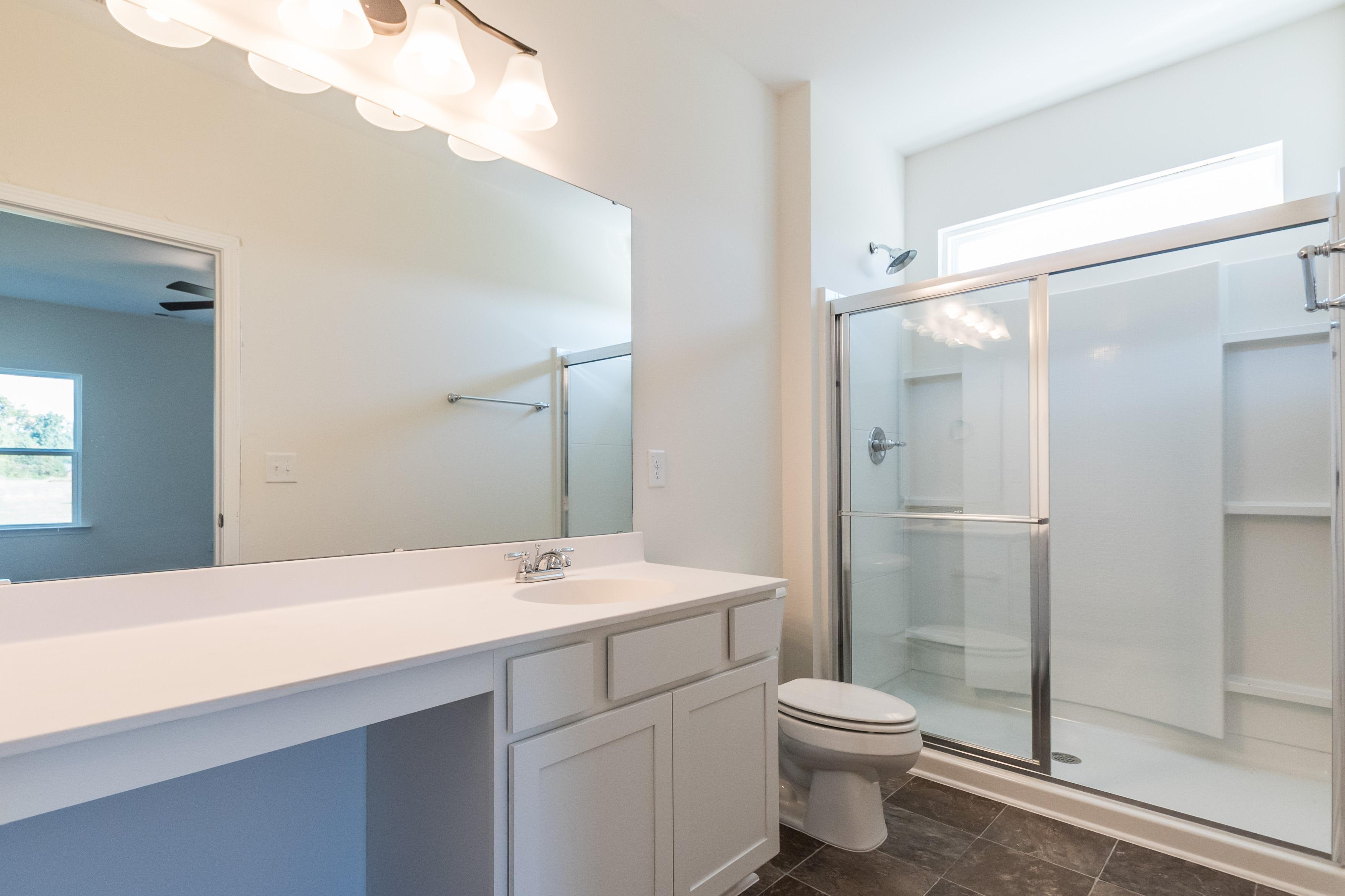 Bathroom featured in The Phoenix By Smith Douglas Homes in Goldsboro, NC
