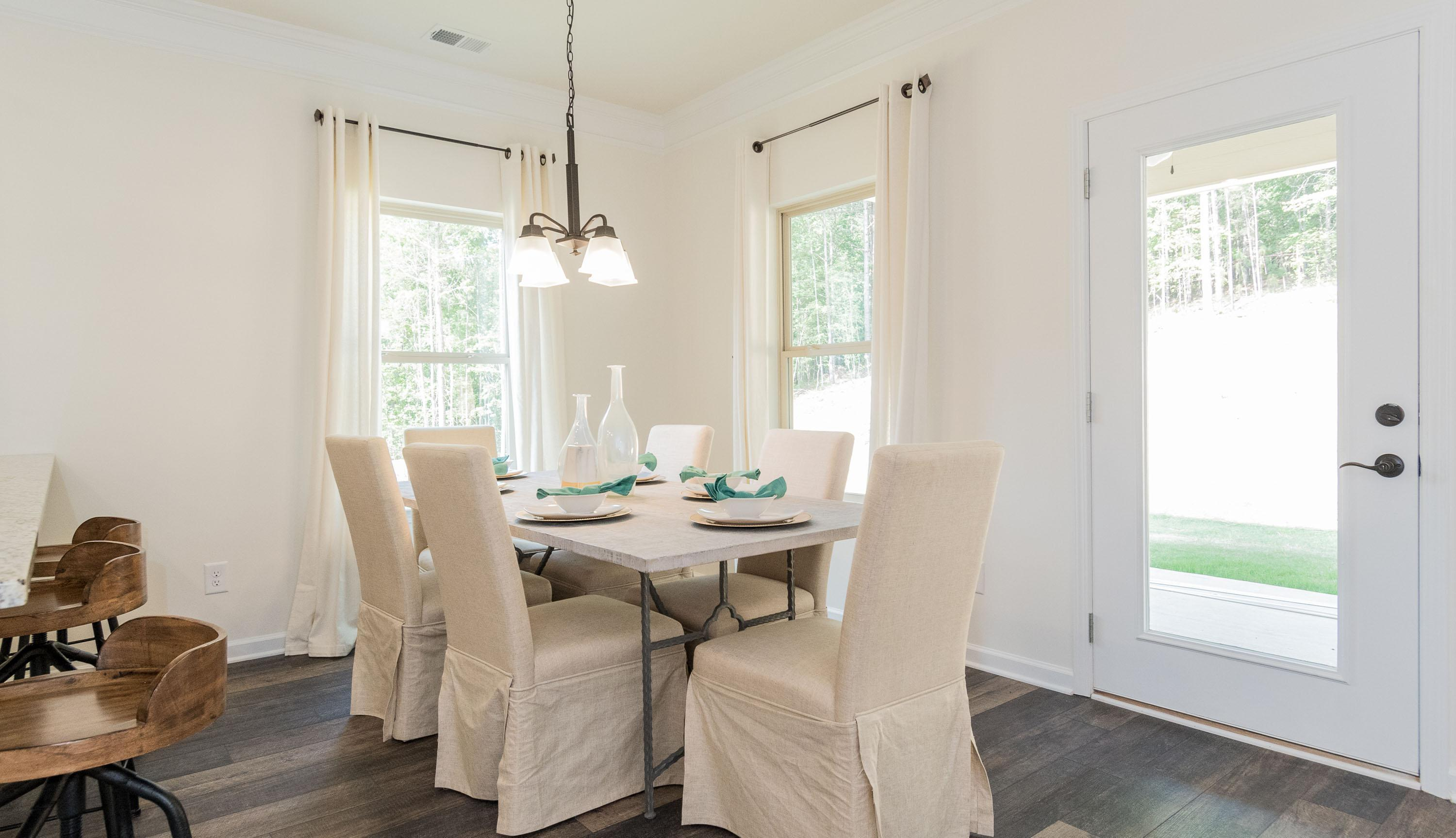 Living Area featured in The Reges By Smith Douglas Homes in Raleigh-Durham-Chapel Hill, NC