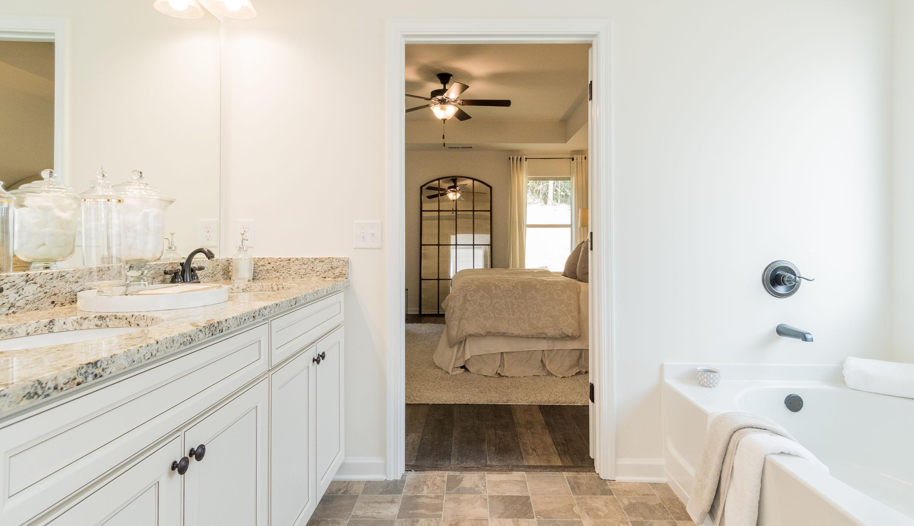 Bathroom featured in The Reges By Smith Douglas Homes in Raleigh-Durham-Chapel Hill, NC