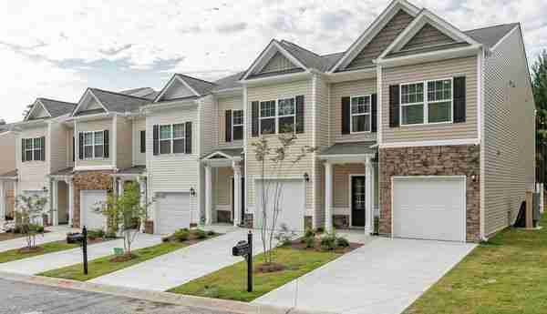 The Pierce and Suwanee Townhomes