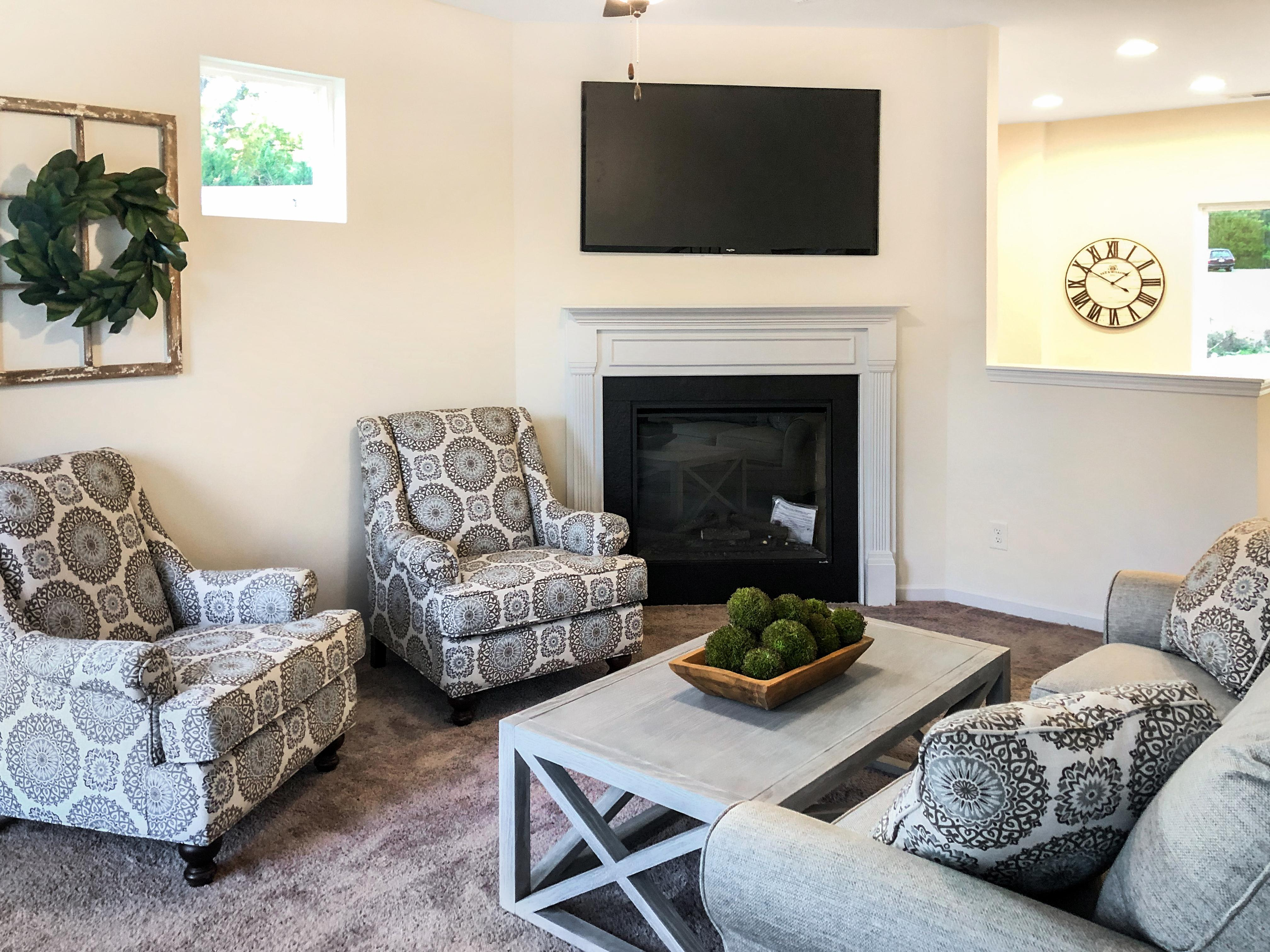 Living Area featured in The Kensington By Smith Douglas Homes in Goldsboro, NC