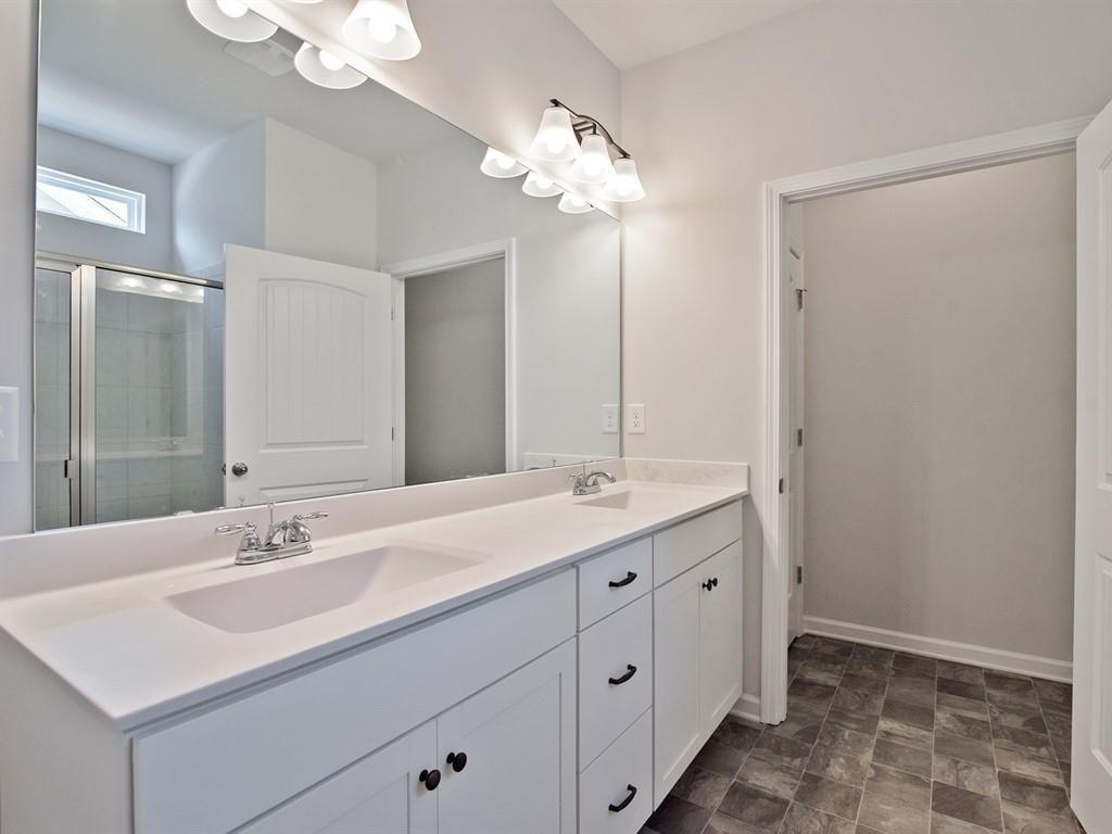 Bathroom featured in The Lancaster By Smith Douglas Homes in Athens, GA