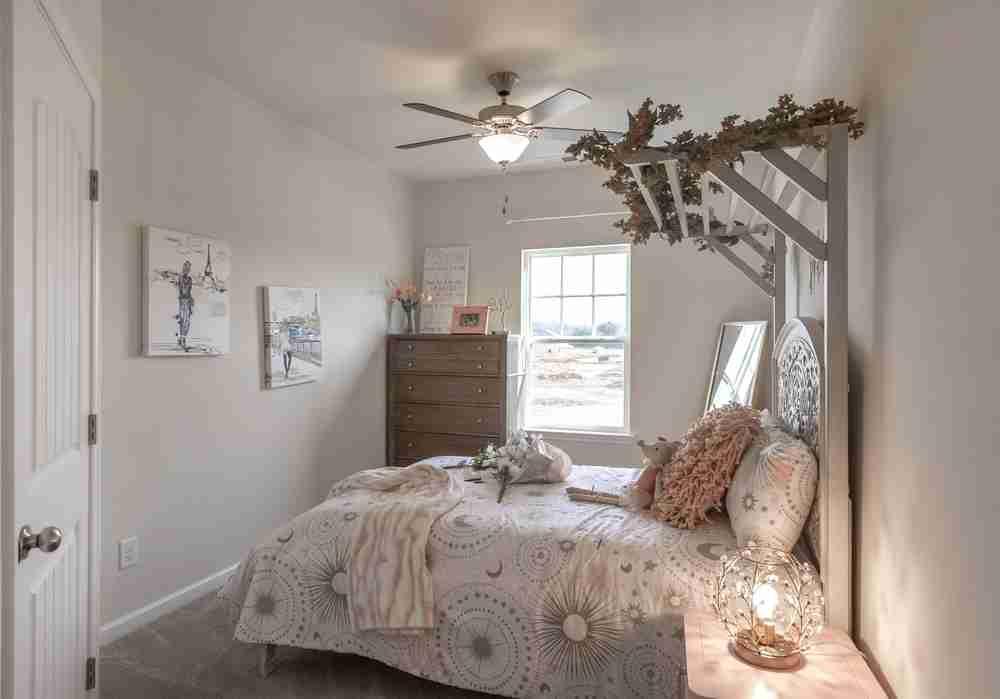Buffington First Bedroom