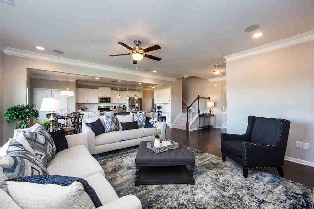 The Buffington Living Room