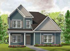 The Lynbrook - Locust Town Center: Locust, North Carolina - Smith Douglas Homes