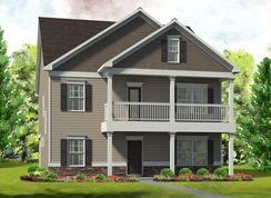 The Charleston - Locust Town Center: Locust, North Carolina - Smith Douglas Homes