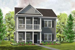 The Callaway - Locust Town Center: Locust, North Carolina - Smith Douglas Homes