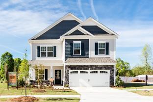 The Buffington - Maycroft: Gastonia, North Carolina - Smith Douglas Homes