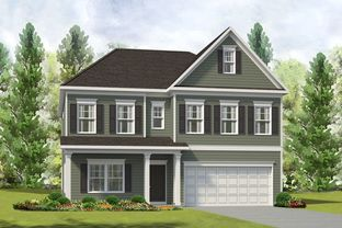 The Madison - River Park: Mount Holly, North Carolina - Smith Douglas Homes
