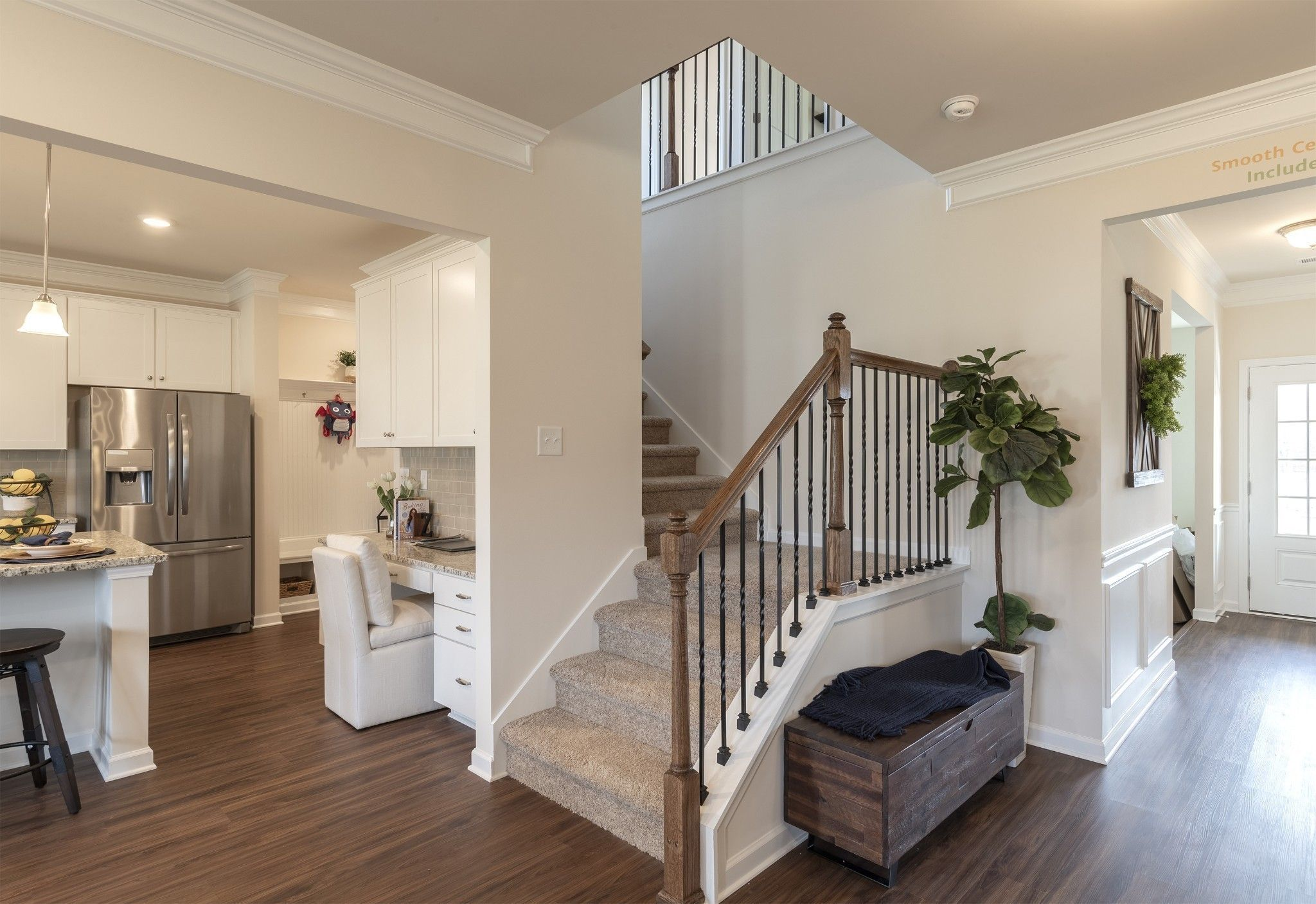 Living Area featured in The Buffington By Smith Douglas Homes in Nashville, TN