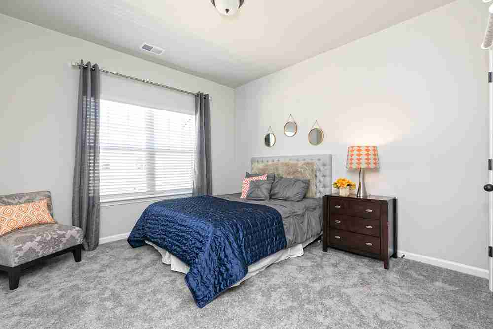 The Maddux - Bedroom