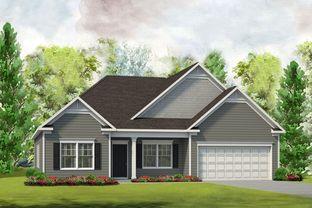The Avery - Trinity Crossing: Kannapolis, North Carolina - Smith Douglas Homes