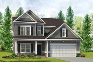 The Palmer - Trinity Crossing: Kannapolis, North Carolina - Smith Douglas Homes