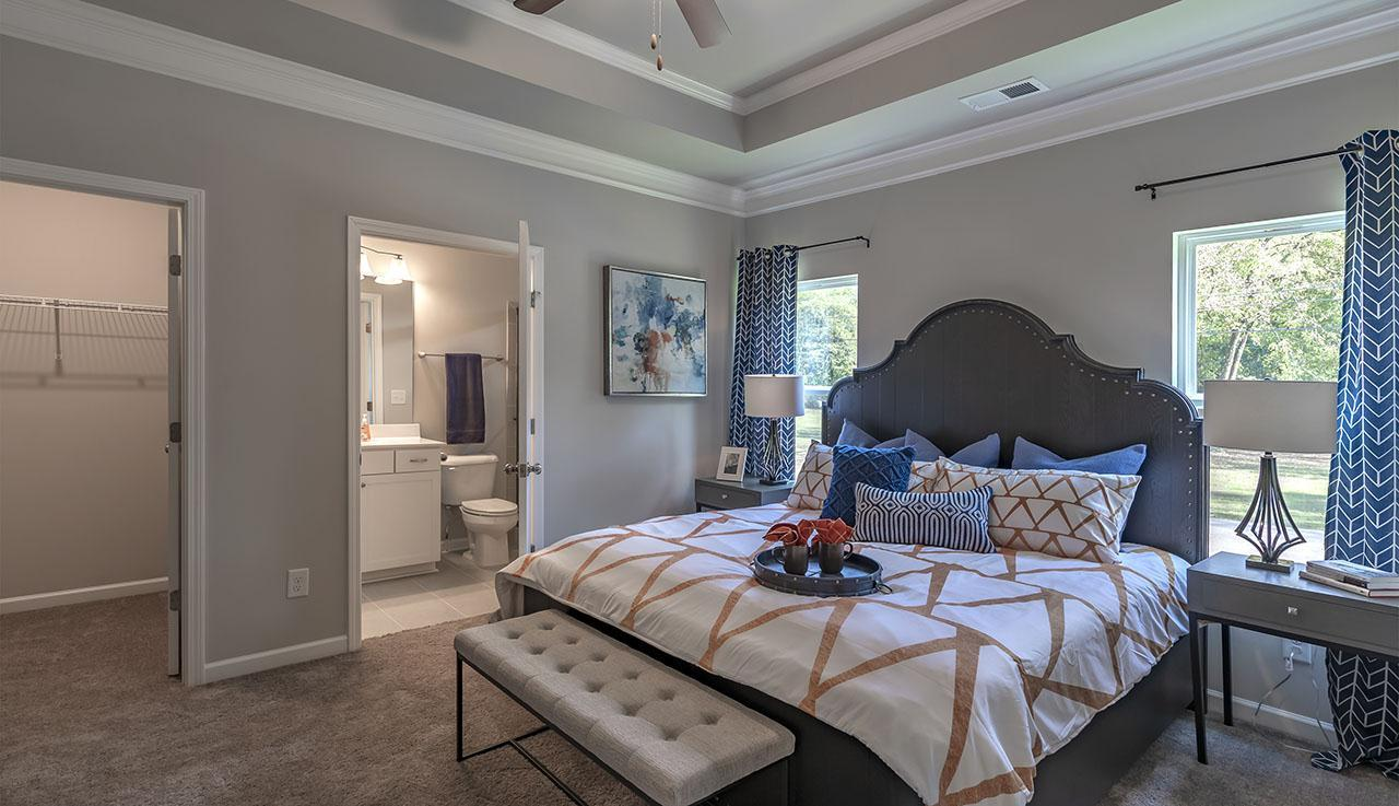 Bedroom featured in The Reynolds By Smith Douglas Homes in Nashville, TN