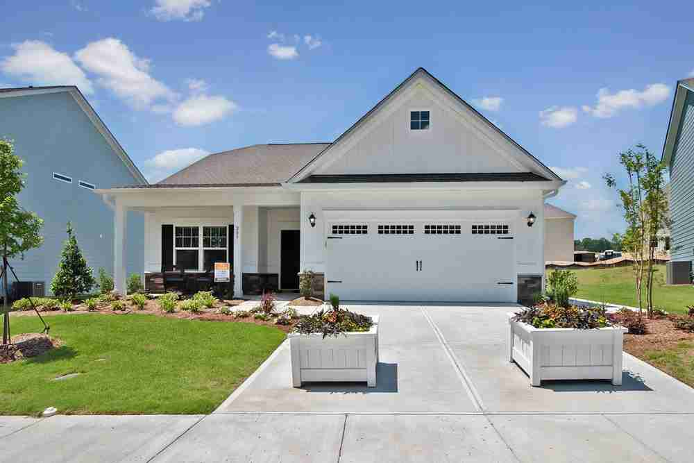 Telfair C Model Home
