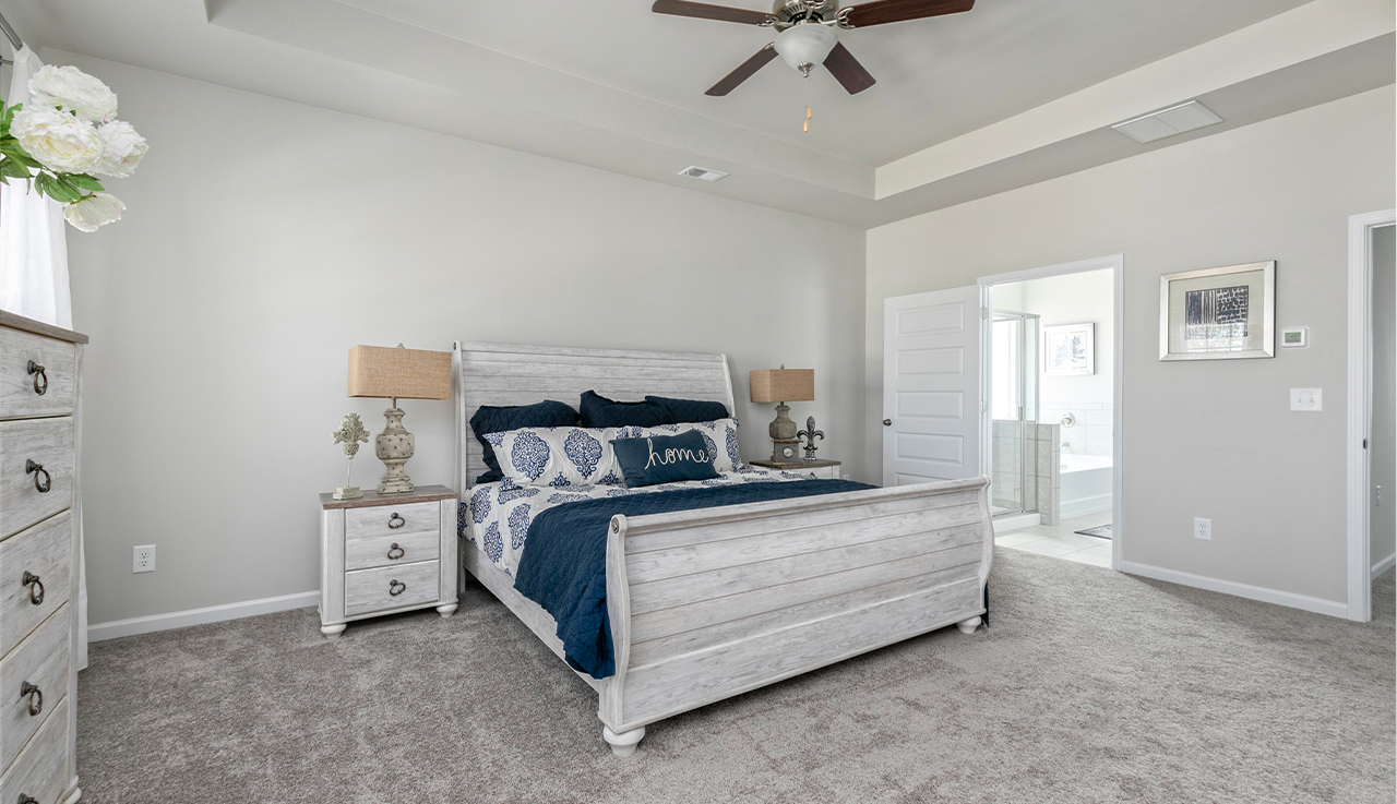 Bedroom featured in The Madison By Smith Douglas Homes in Atlanta, GA