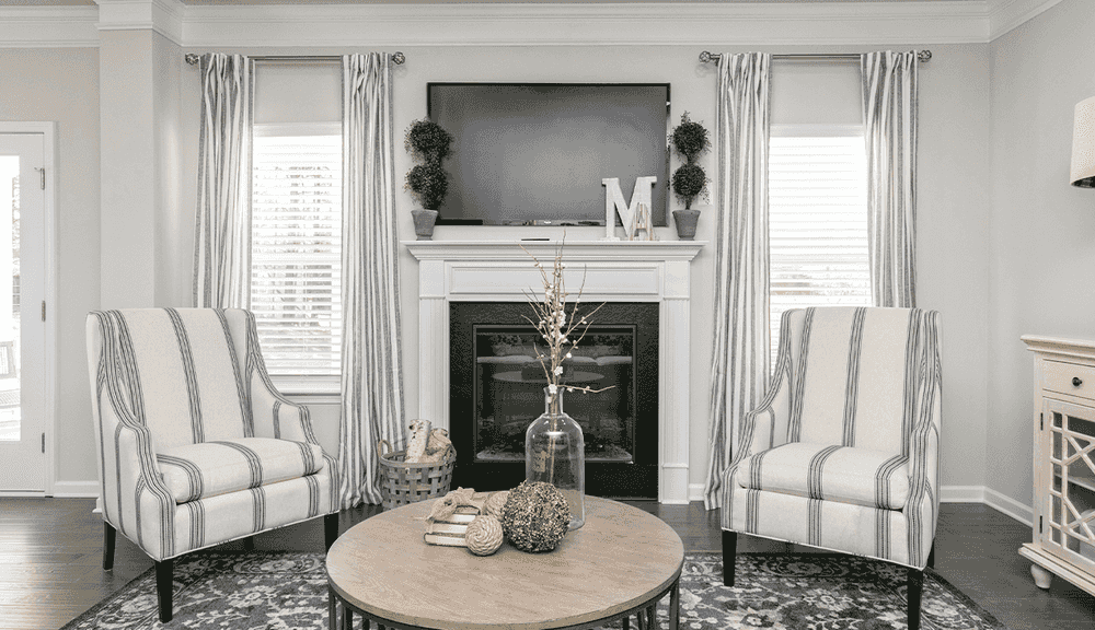 The Madison - Family Room