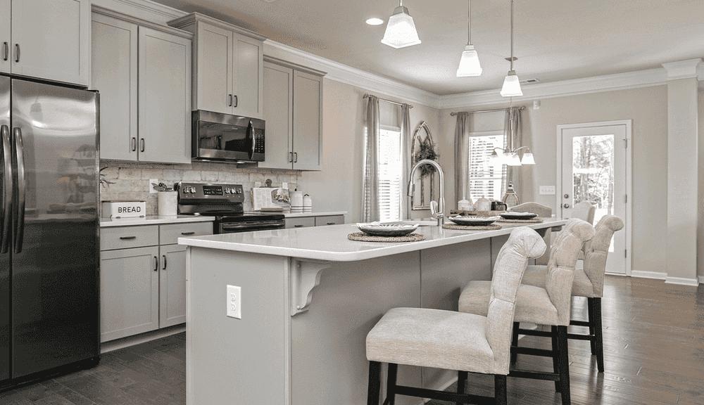 The Madison - Kitchen