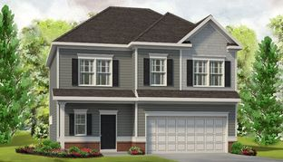 The Benson - Cotton Row Estates: New Market, Alabama - Smith Douglas Homes