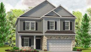 The Buffington - Cotton Row Estates: New Market, Alabama - Smith Douglas Homes