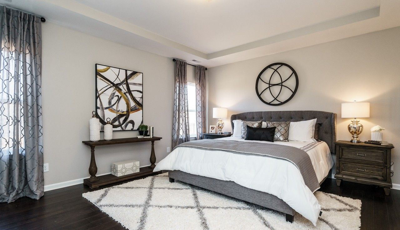 Bedroom featured in The Carlyle By Smith Douglas Homes in Huntsville, AL
