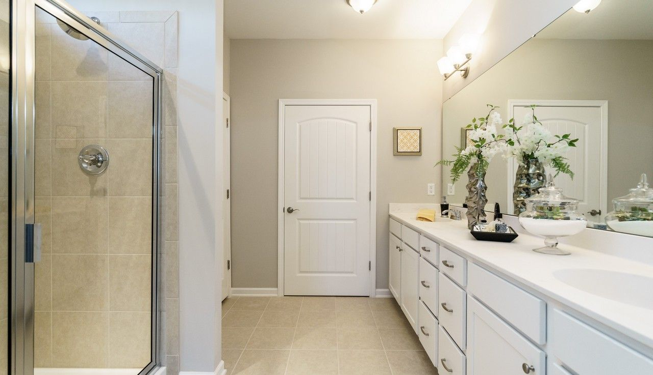 Bathroom featured in The Carlyle By Smith Douglas Homes in Huntsville, AL