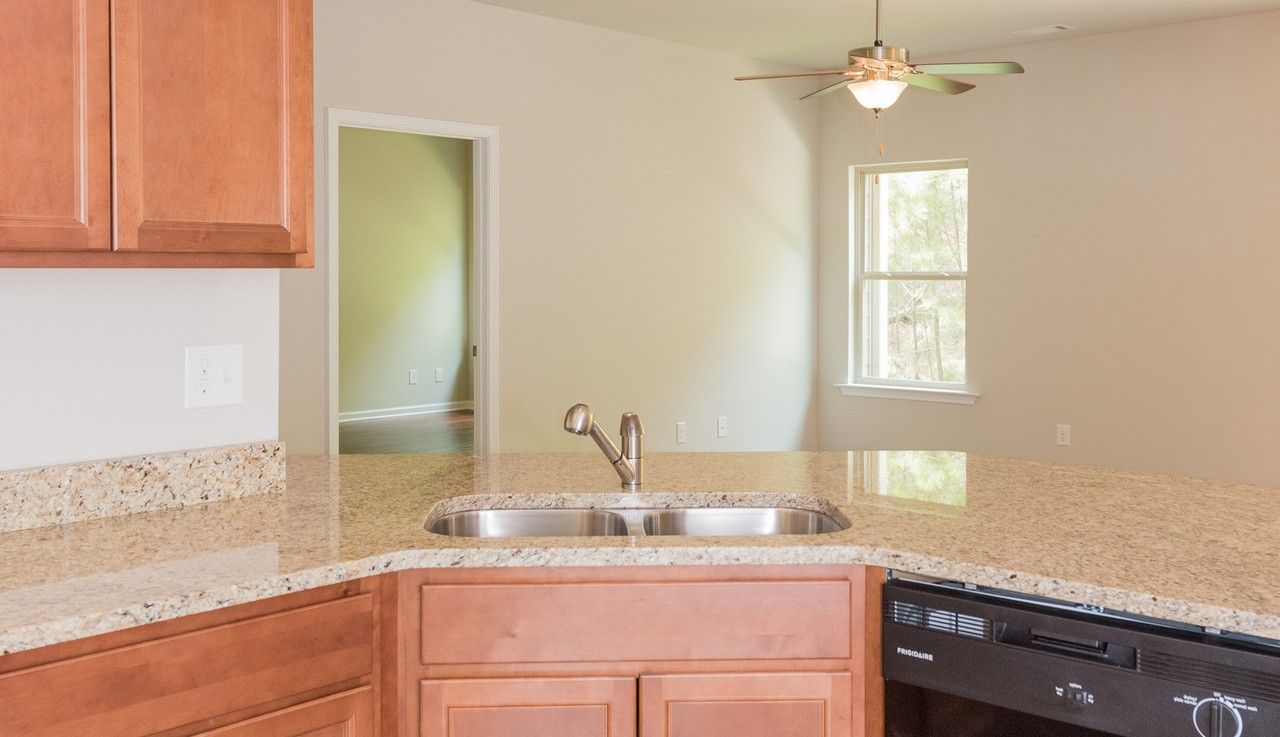 Kitchen featured in The Pruitt By Smith Douglas Homes in Huntsville, AL