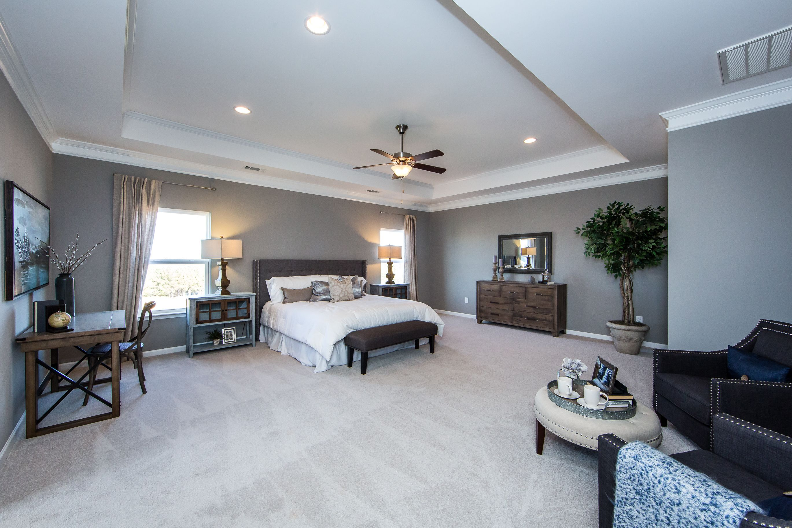 Bedroom featured in The Buffington By Smith Douglas Homes in Huntsville, AL