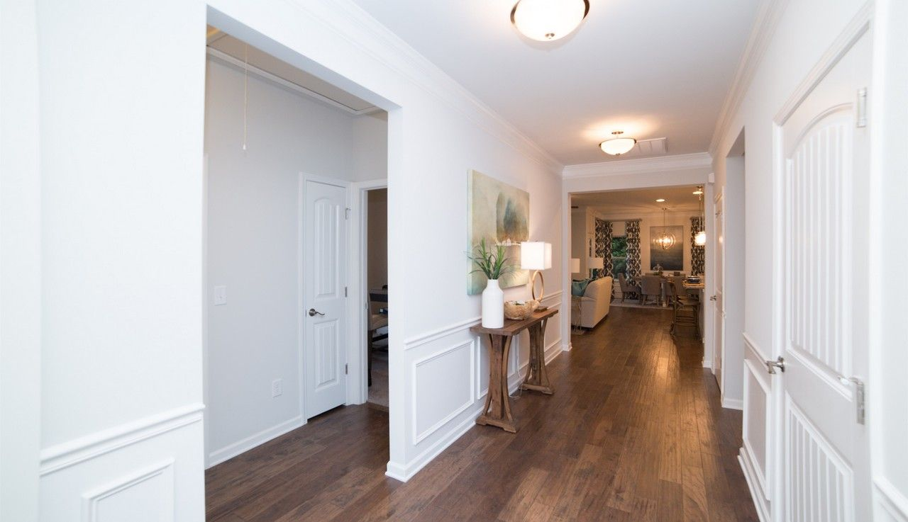 Living Area featured in The Lanier By Smith Douglas Homes in Huntsville, AL