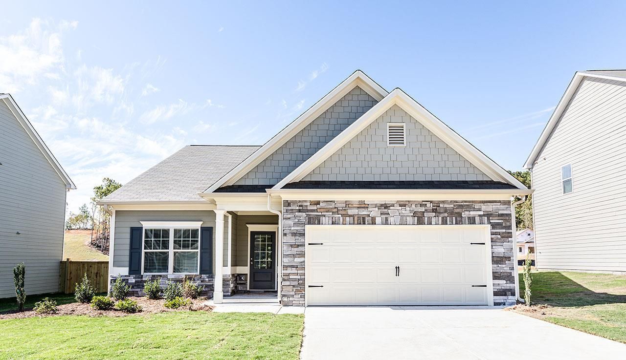 Exterior featured in The Telfair By Smith Douglas Homes in Huntsville, AL