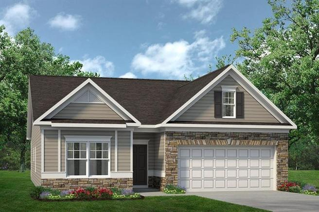 358 Crown Pointe Drive (The Bayfield)