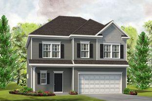 The Benson - The Pines: Huntersville, North Carolina - Smith Douglas Homes