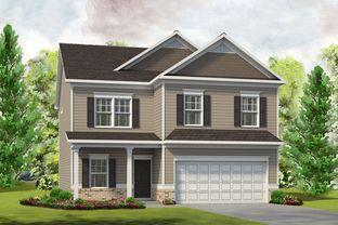 The Buffington - The Pines: Huntersville, North Carolina - Smith Douglas Homes
