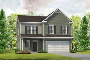 The McPherson - The Pines: Huntersville, North Carolina - Smith Douglas Homes