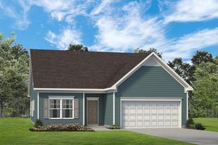 The Telfair - The Pines: Huntersville, North Carolina - Smith Douglas Homes