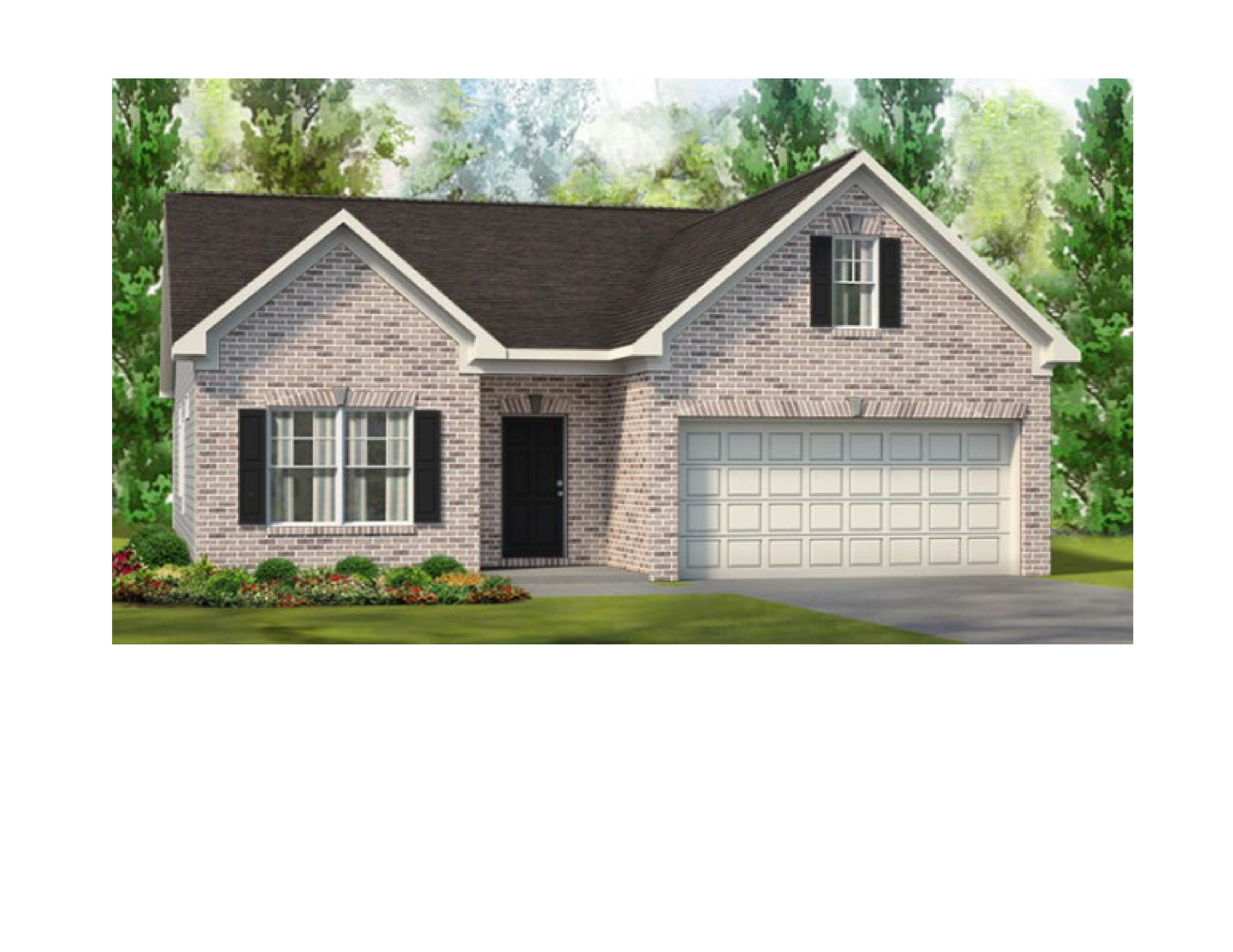 Exterior featured in The Pruitt By Smith Douglas Homes in Huntsville, AL