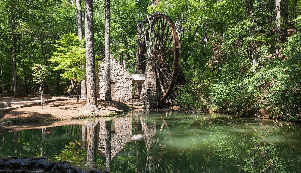 Rome, GA - The Old Grist Mill