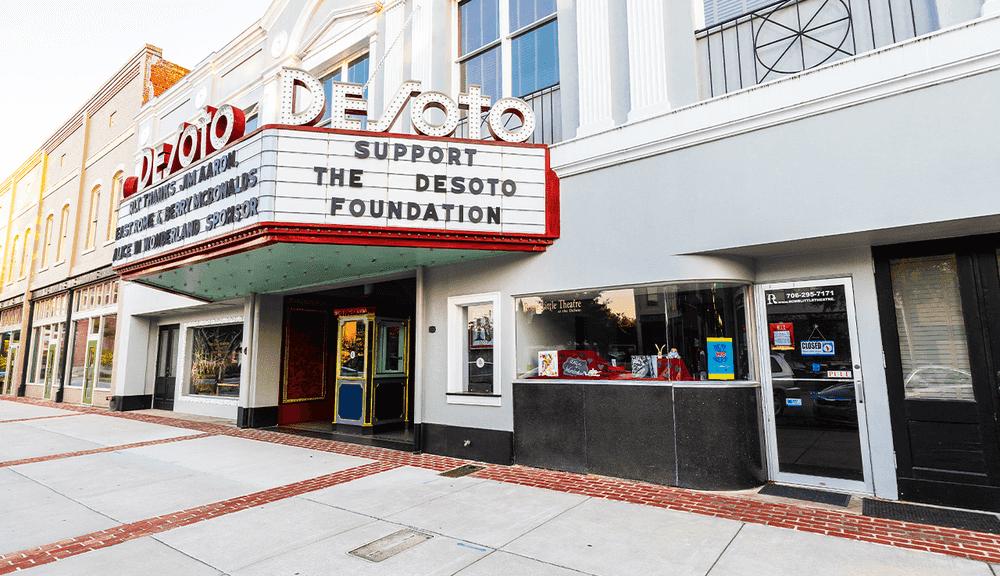 Rome, GA - DeSoto Theatre