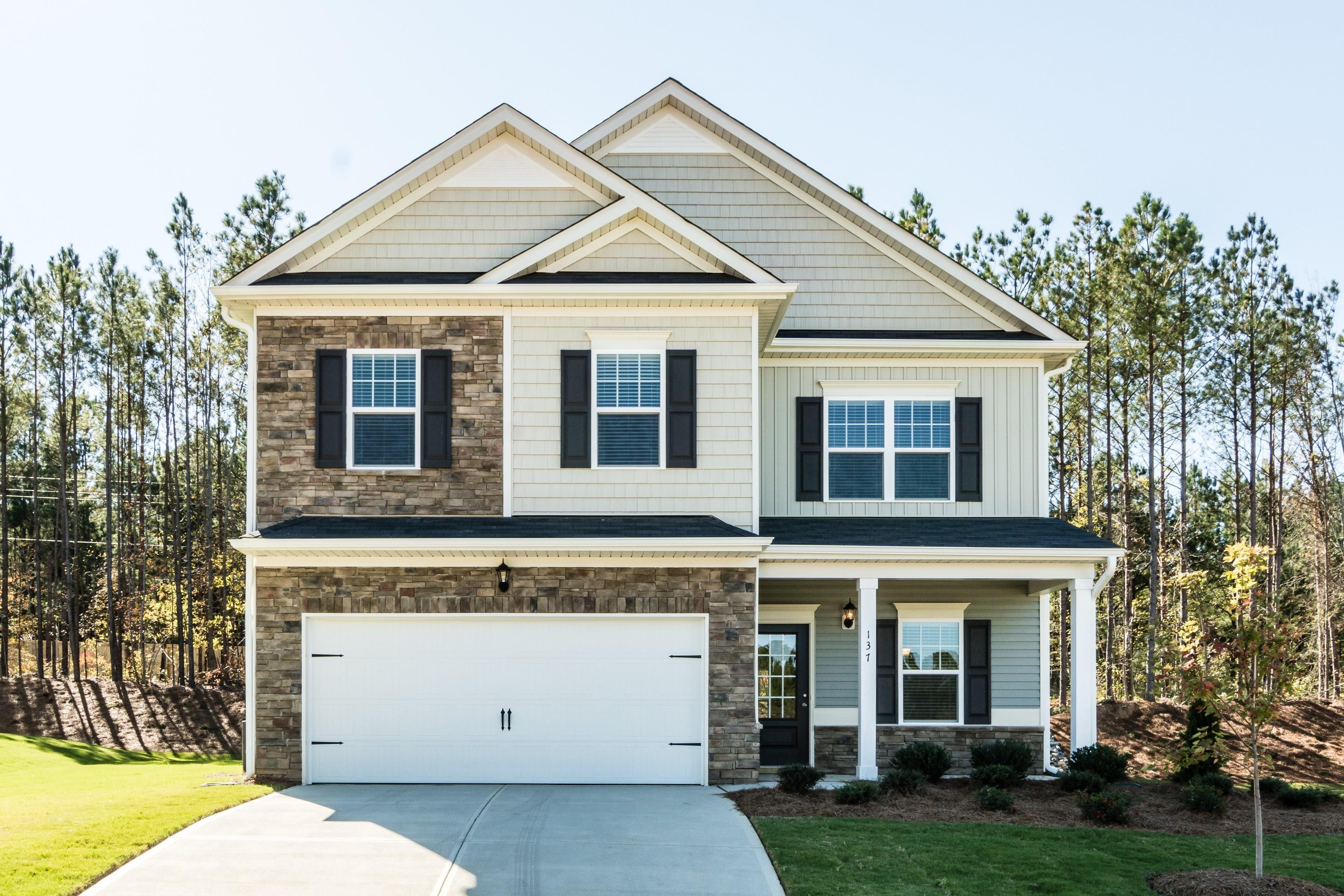 'Gardens at Ivy Hills' by Smith Douglas Homes - Huntsville in Huntsville