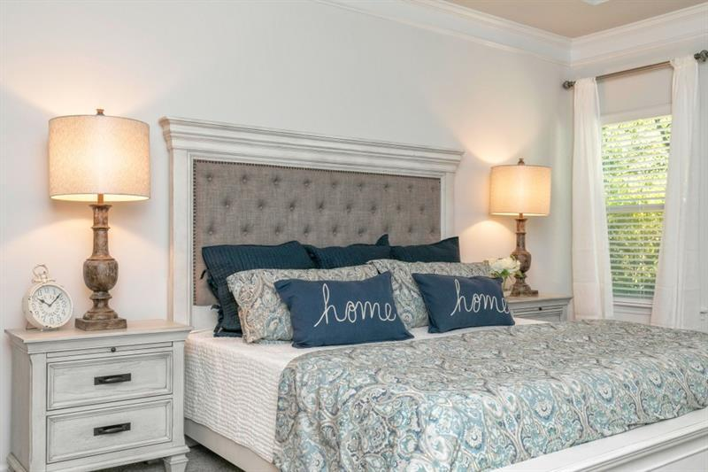 Bedroom featured in The Vinings By Smith Douglas Homes in Macon, GA