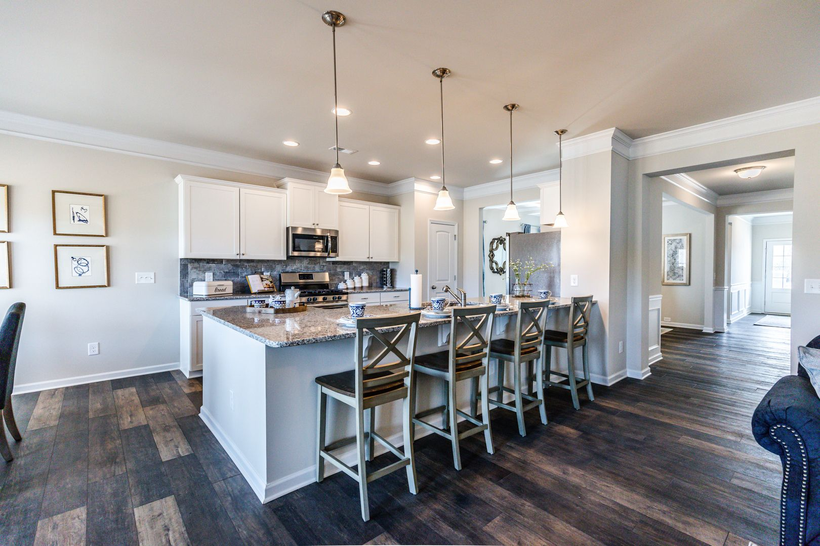Kitchen featured in The Avery By Smith Douglas Homes in Raleigh-Durham-Chapel Hill, NC
