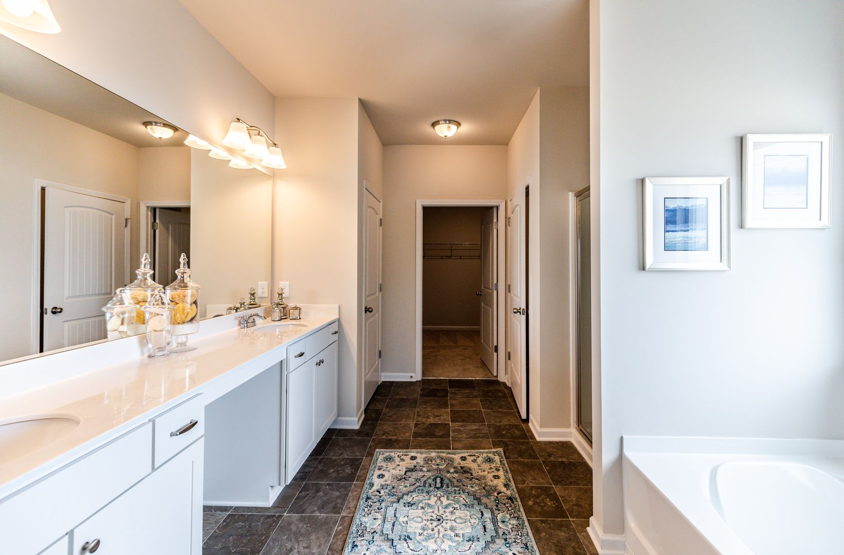 Bathroom featured in The Avery By Smith Douglas Homes in Raleigh-Durham-Chapel Hill, NC